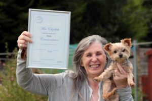 yorkshire terrier saved owner's life twice